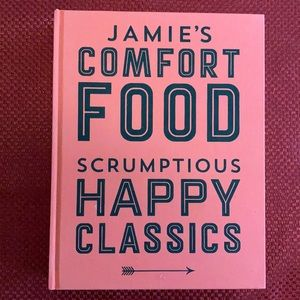 JAMIE OLIVER - Jamie's Comfort Food Scrumptious Happy Classics